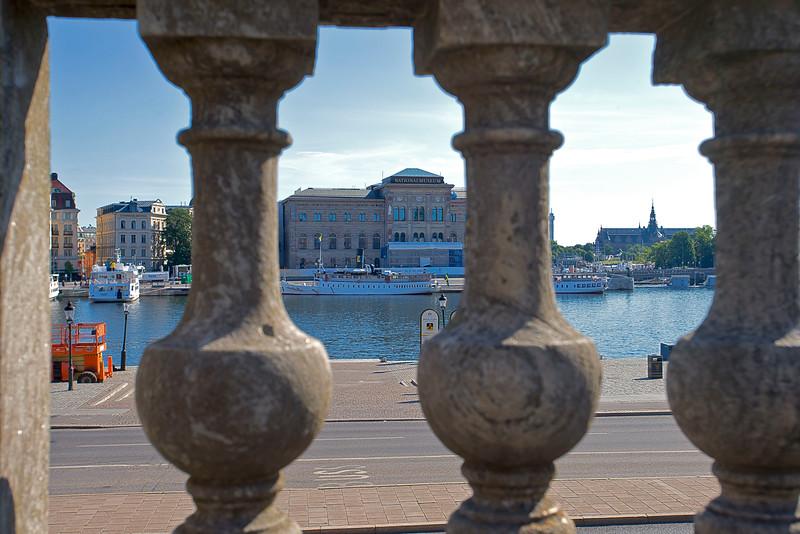National museum Stockholm, Sweden