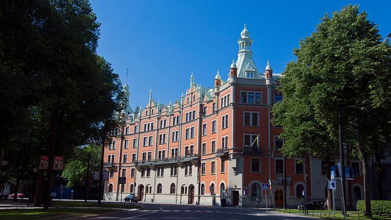Karlaplan 6-8 Stockholm