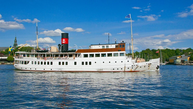S/S Stockholm built 1931