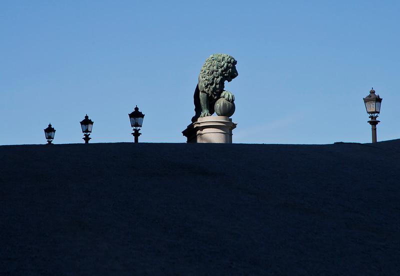 Lejonbacken Royal palace, Stockholm