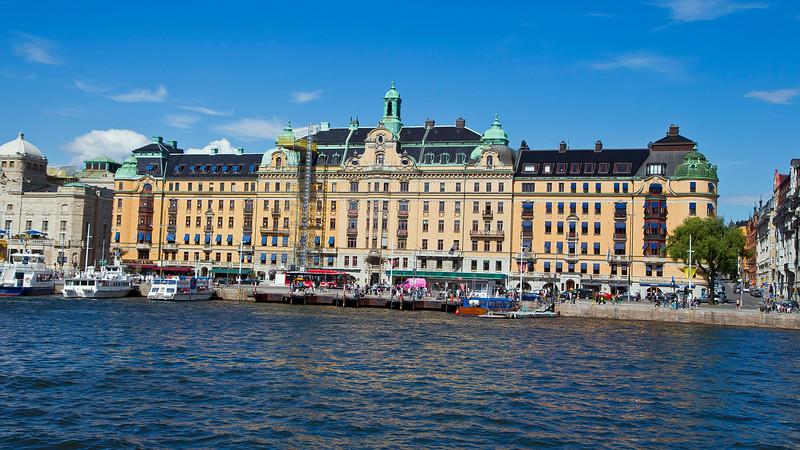Strandvägen, Stockholm Apartment house, Strandvägen Stockholm