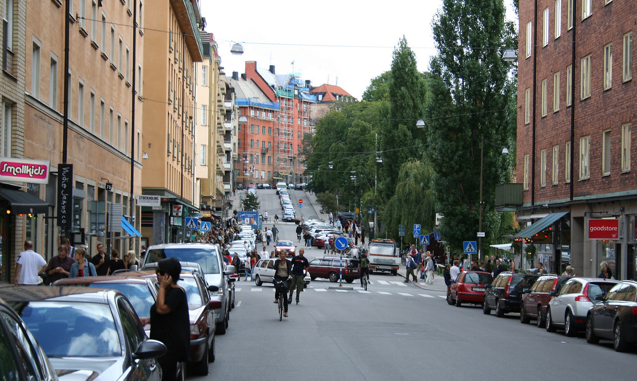Skånegatan