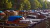 Private old nice boats, Långholmen Stockholm