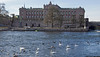 House of Parlament, Stockholm, built 1897 - 1904