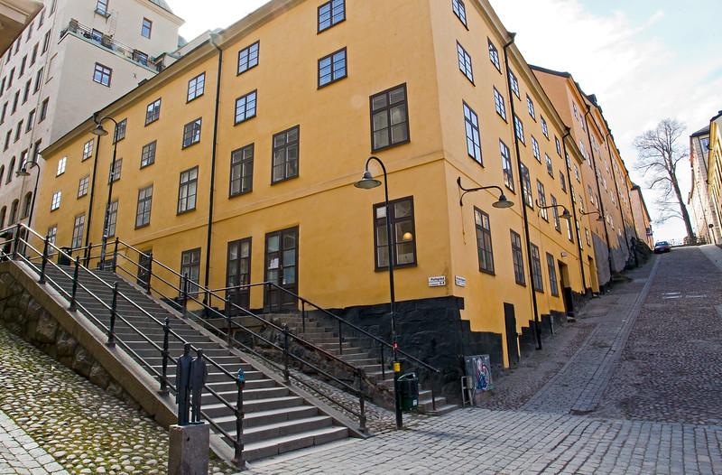 Pustegränd, Södermalm