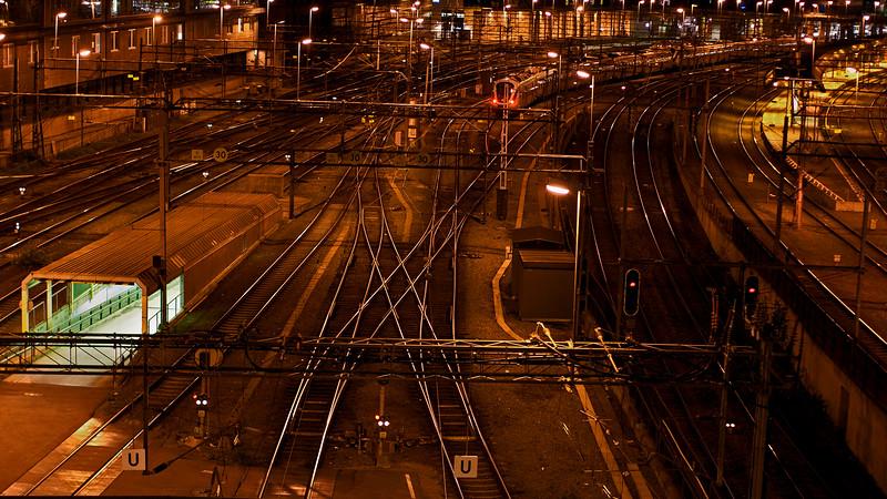 Railway station, Stockholm