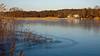 Frozen lake, Stockholm