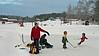 Beginner skaters