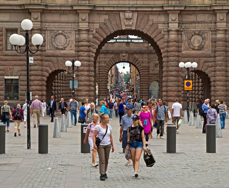 Riksgatan Stockholm