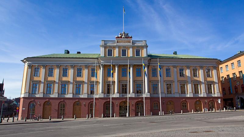 Department of Foreigen affair of Sweden, built 1783-1794