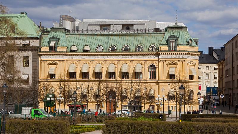 Old Jernkontoret, today S-E banken Stockholm