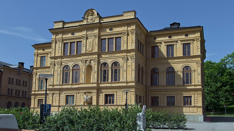 Built 1876-79, Naval Academy until 1943