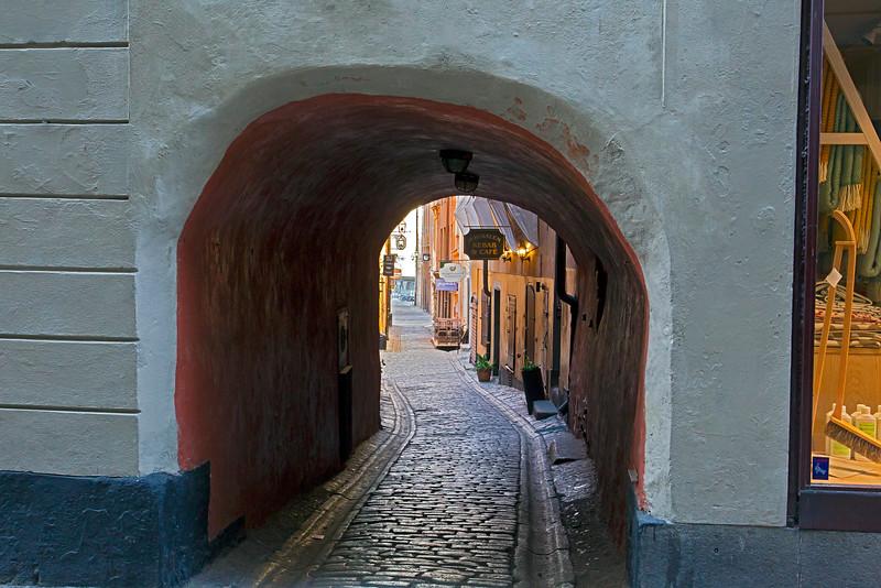 Gåsgränd, Old Town Stockholm