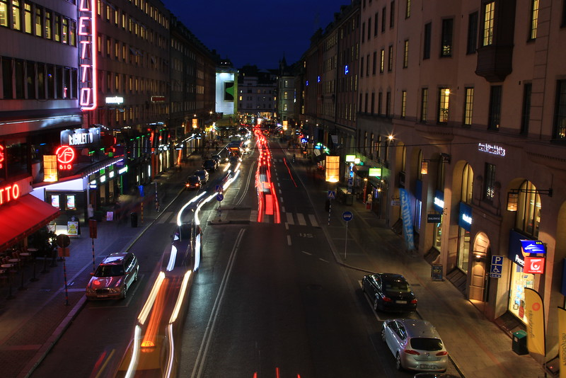 Kungsgatan Stockholm