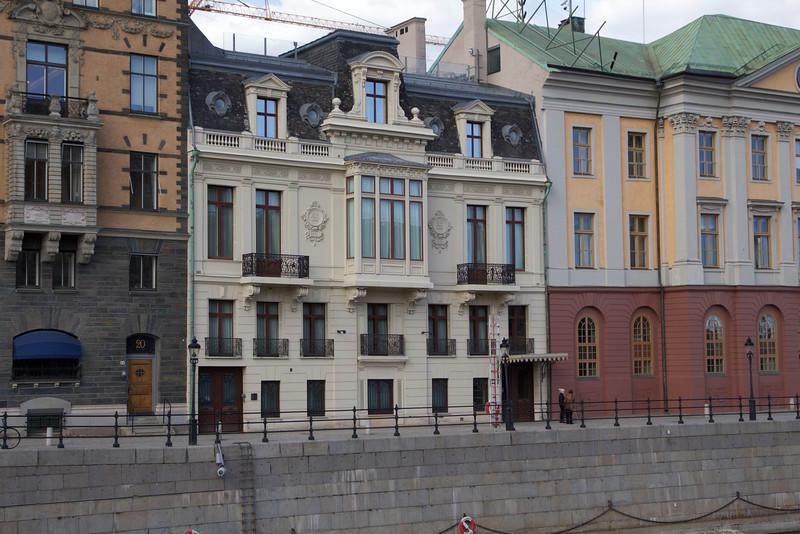 His residence, Sagerska huset
