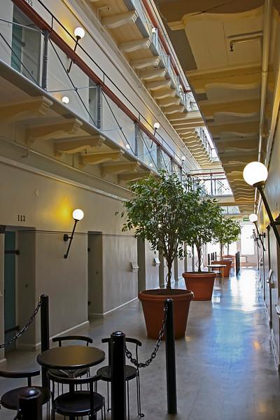 Långholmen prision 1724 - 1975. Since 1989 hotel in Stockholm
