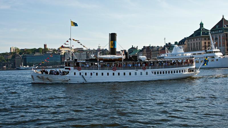S/S Storskär built 1908, Stockholm