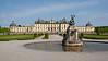 Drottningholm Royal palace built 1662 - 1750, Stockholm