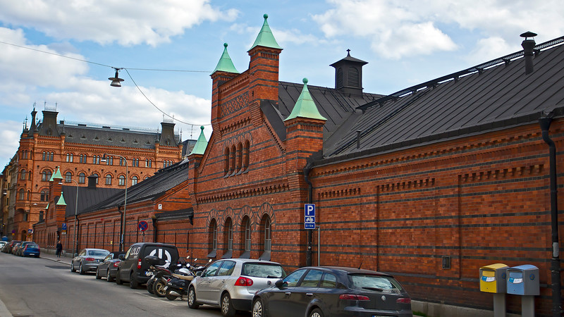 Royal Horse stables since 1884,  Stockholm
