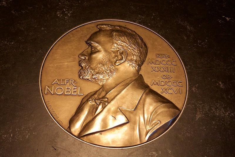 The Alfred Nobel medalj