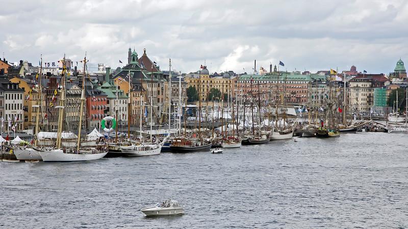 Tall Ship Race, Stockholm