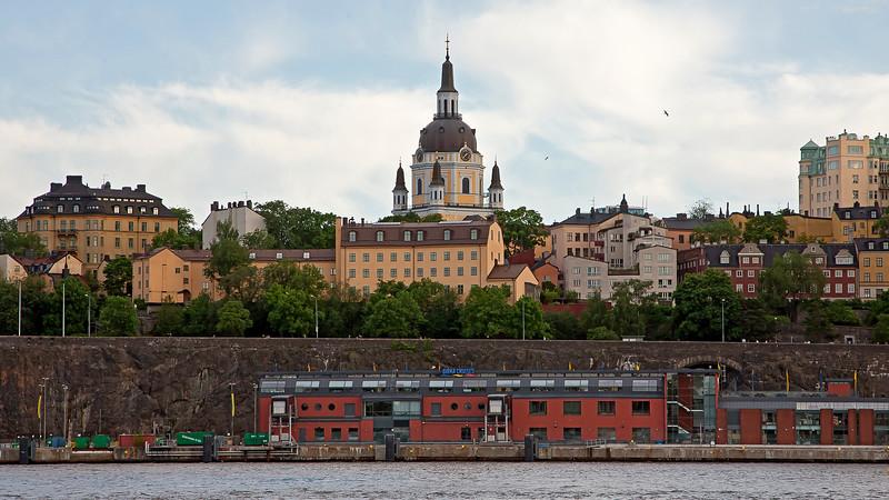 Katarina church Södermalm Stockholm