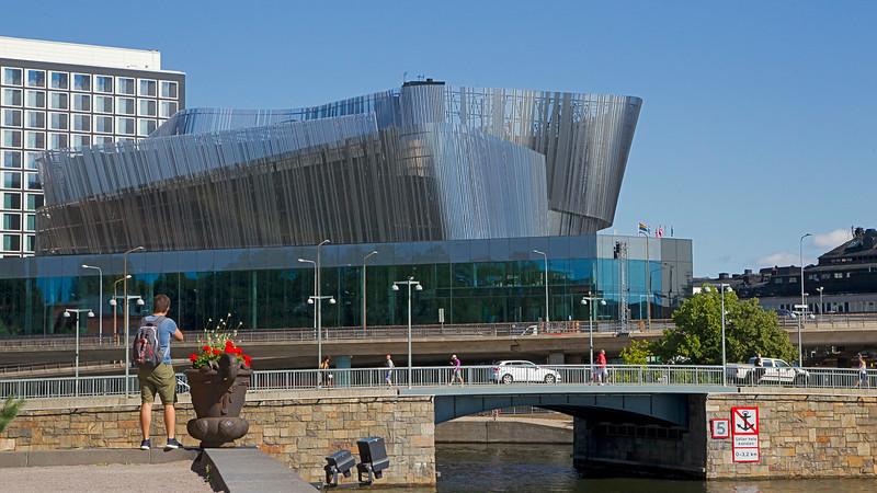 Stockholm Waterfront Congress Centre