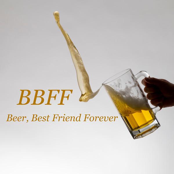 Beer best friend forever