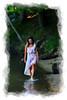 Mandy on Cheat Lake