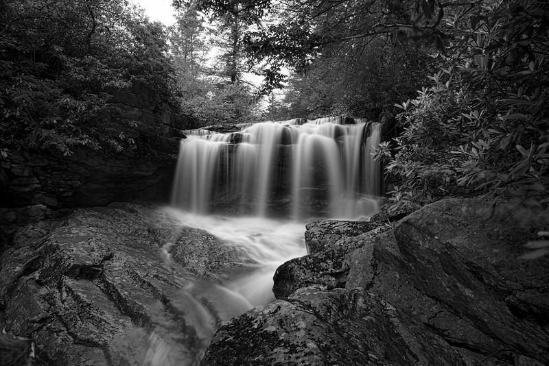 Upper Falls on Big Run River