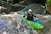 Kayaking on Deckers Creek