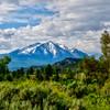 Colorado mountain reaching for the sky