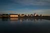 Early monring fsihing village Prince Edward Island
