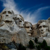 60-feet of presidential portraits