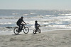 "father and son bike ride on beach<br /> <br /> to purchase - <a href=""http://dan-friend.artistwebsites.com/featured/father-and-son-riding-bikes-on-beach-dan-friend.html?newartwork=true"">http://dan-friend.artistwebsites.com/featured/father-and-son-riding-bikes-on-beach-dan-friend.html?newartwork=true</a>           .................................................................pixel paintography"
