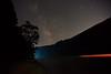 Milky Way at nightime Cheat Lake