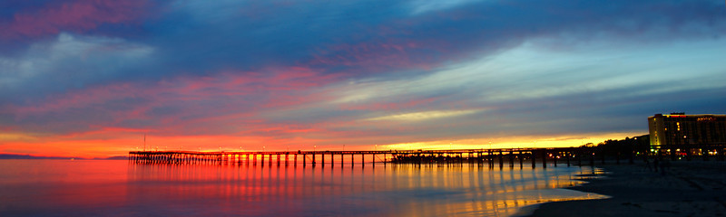 "Ventura pier at sunset...........................to purchase - <a href=""http://bit.ly/1BasY2S"">http://bit.ly/1BasY2S</a>"