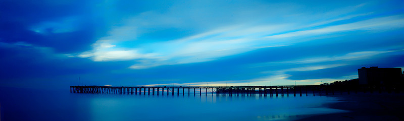 """Ventura Pier blue.......................................to purchase - <a href=""""http://bit.ly/Venm6w"""">http://bit.ly/Venm6w</a>"""