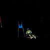 Downhill racer artistic