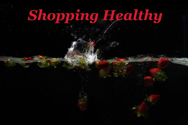 Shopping healthy
