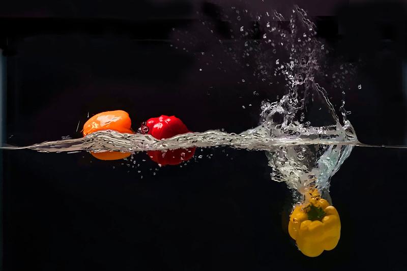 Yellow Pepper submarine
