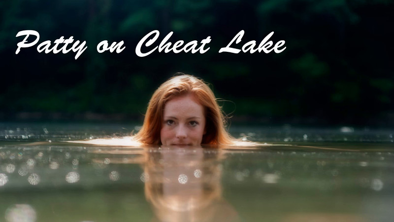 Patty on Cheat Lake