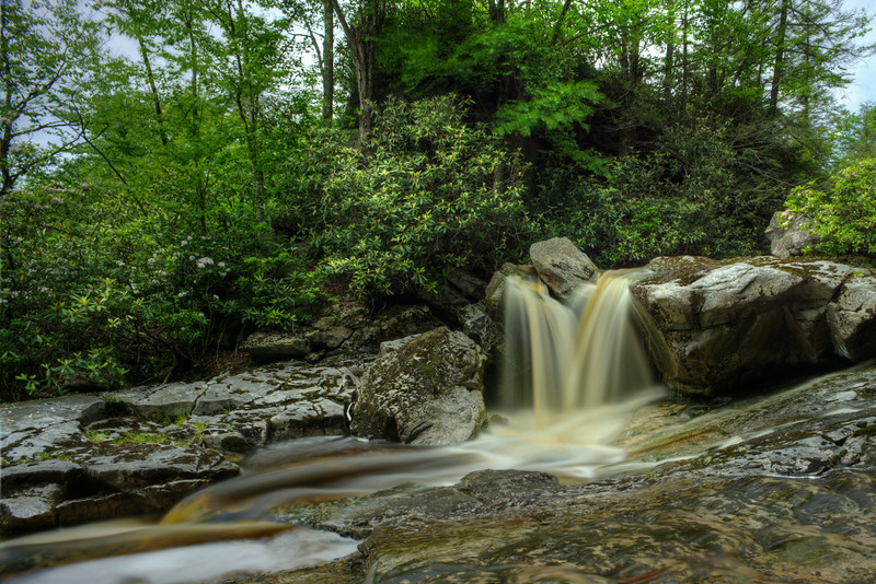 Waterfall in West Virginia.......................................Prints or digital files can be purchased by e mailing DFriend150@gmail.com