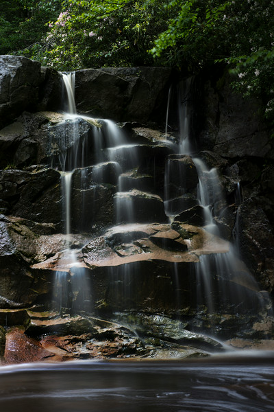 "Waterfall on small stream in West Virginia............................to purchase - <a href=""http://bit.ly/1rGV5Ax"">http://bit.ly/1rGV5Ax</a>"