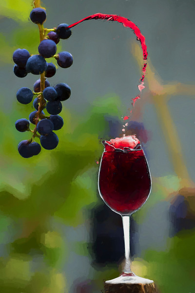 Grape to glass for you