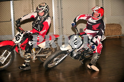 Stockton Indoor 12/4/15 Practice