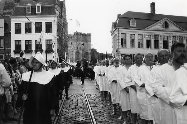 Stroppenomgang, 1997.