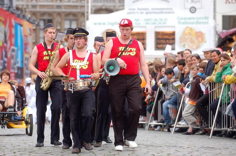 Openingsstoet, 'Die Verdammte Spielerei', 2008.