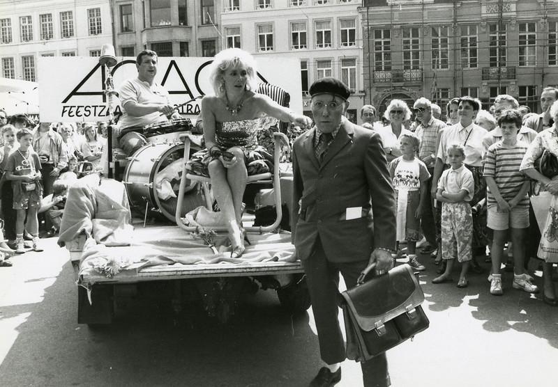 Openingsstoet, 1989.