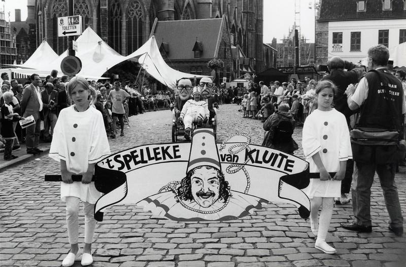Openingsstoet, 'Pierke Pierlala', 1997.